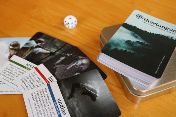 Language Card Games