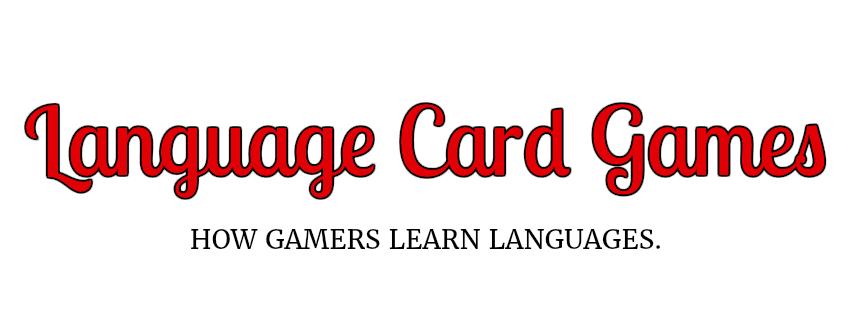 language learning card game othertongue language card games
